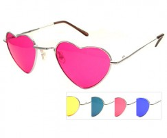 Heart Shaped Aviators