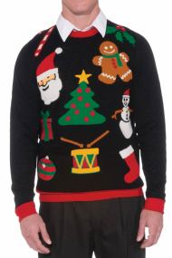 69542 190x285 Ugly Christmas Sweaters