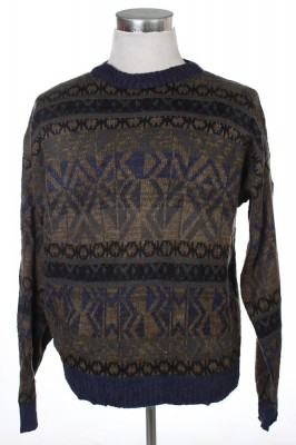 Men's 80s Sweater 323 1