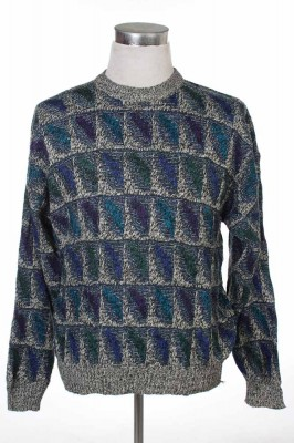 Men's 80s Sweater 324 1