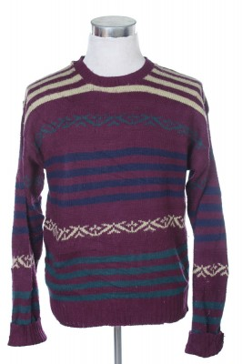 Men's 80s Sweater 343 1