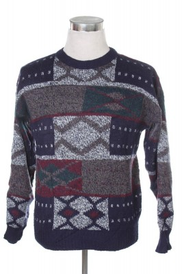 Men's 80s Sweater 346 1