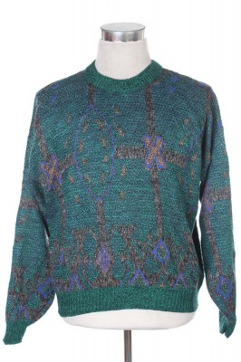 Men's 80s Sweater 356 1