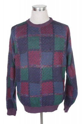 Men's 80s Sweater 357 1