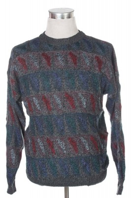 Men's 80s Sweater 368 1