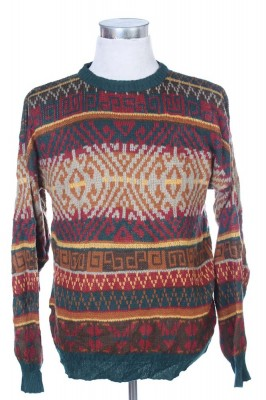 Men's 80s Sweater 384 1