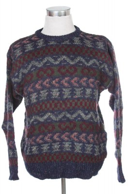 Men's 80s Sweater 385 1