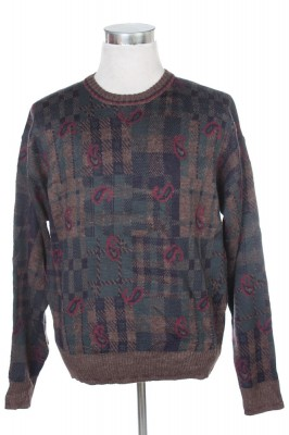 Men's 80s Sweater 388 1