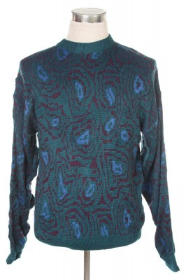 Men's 80s Sweater 398 1