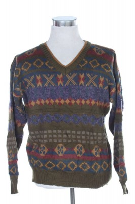 Men's 80s Sweater 421 1