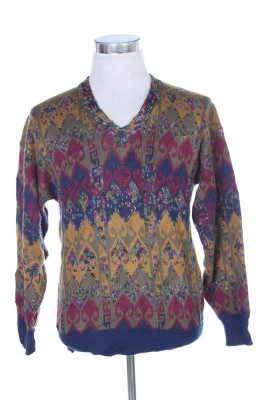 Men's 80s Sweater 437 1
