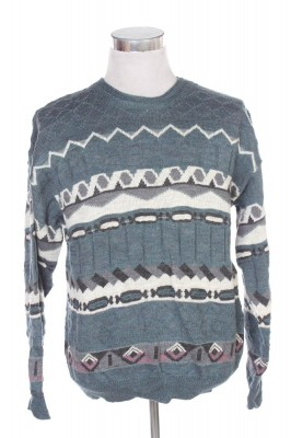 Men's 80s Sweater 455 1