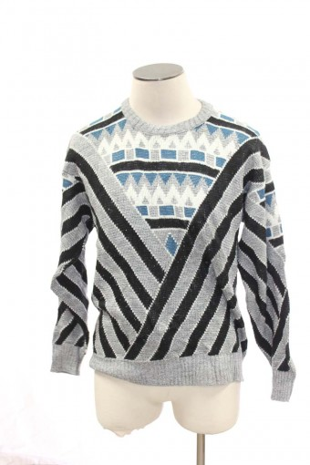 Men's 80s Sweater 78 1