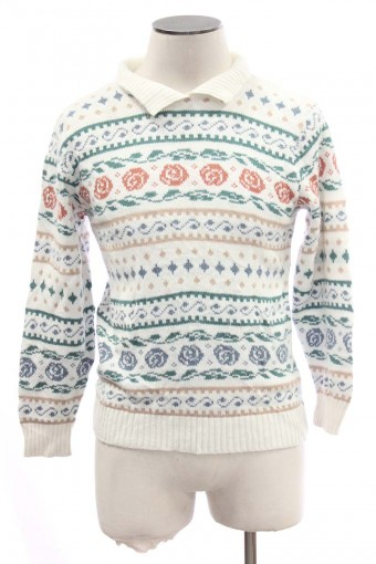 Women's 80s Sweater 168 1