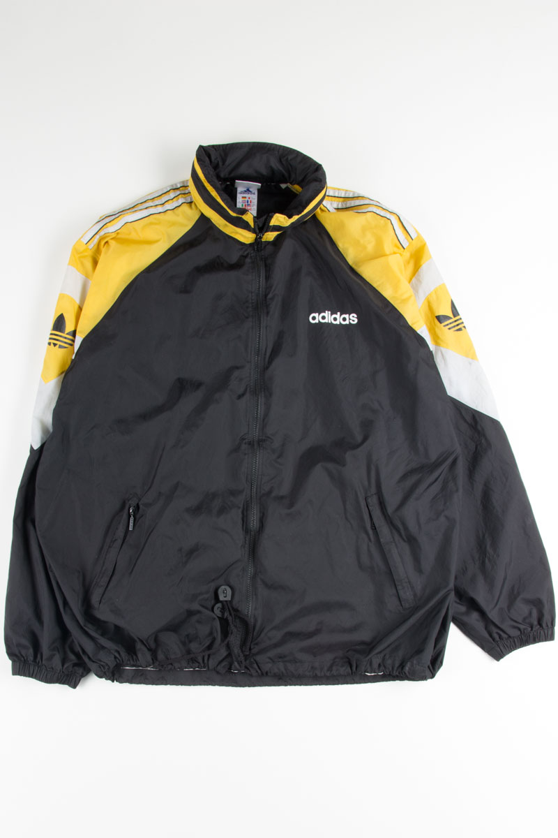 super popular b9384 17671 ... Yellow Adidas Windbreaker 16570. 1