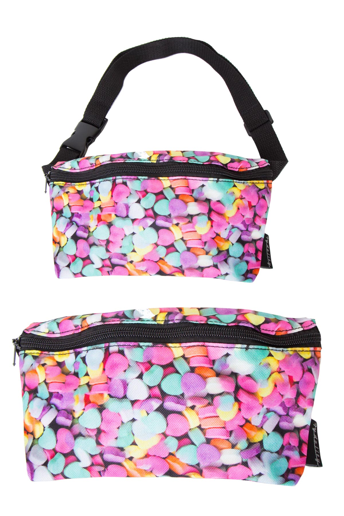 Candy Hearts Fanny Pack