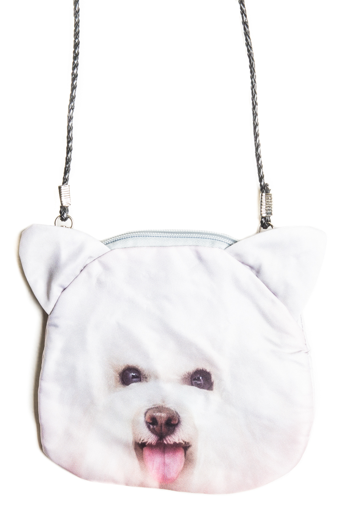 dog purse bichon