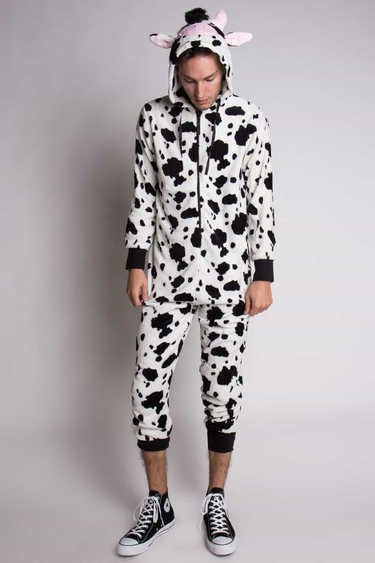 a63b9ecb3e63 You re viewing  Cow Onesie Pajamas  29.99