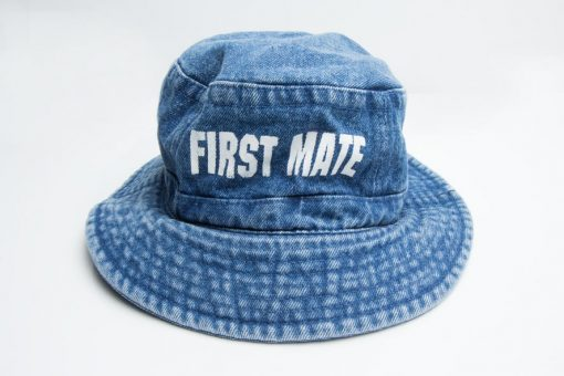 Denim First Mate Bucket Hat