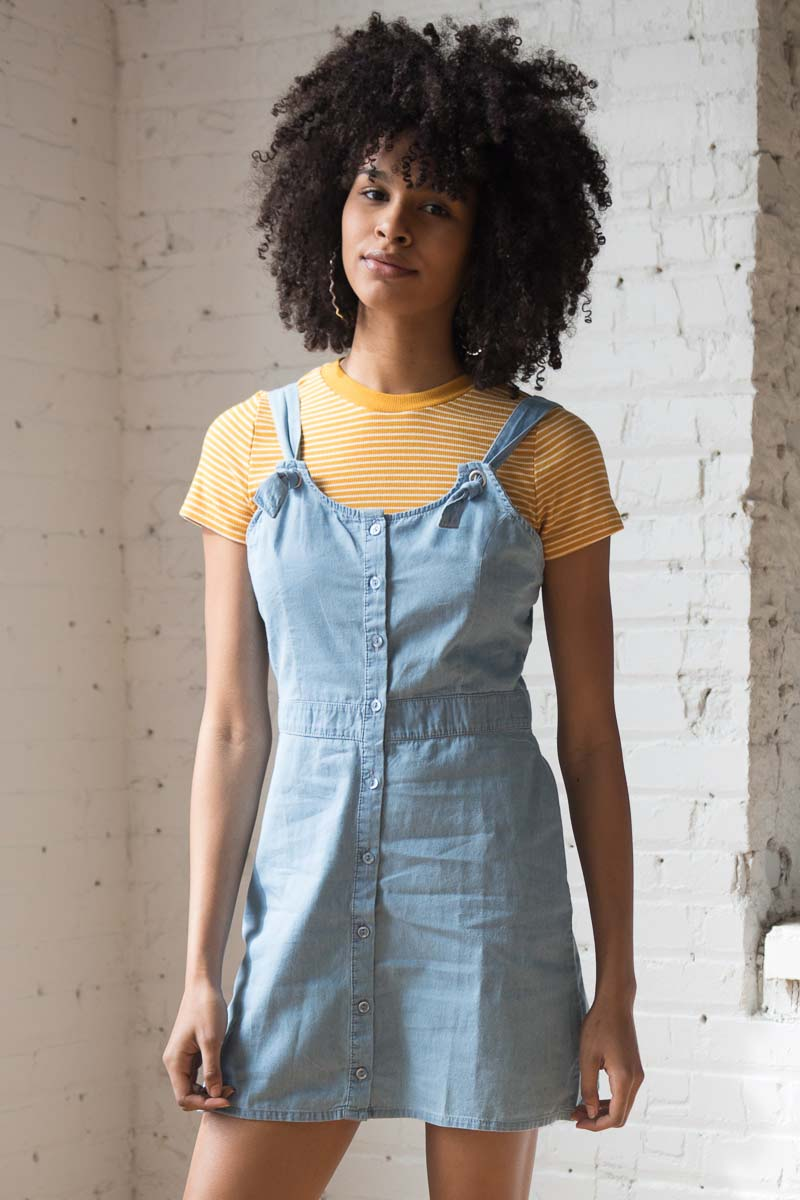 Denim-Tie-Button-Dress-2