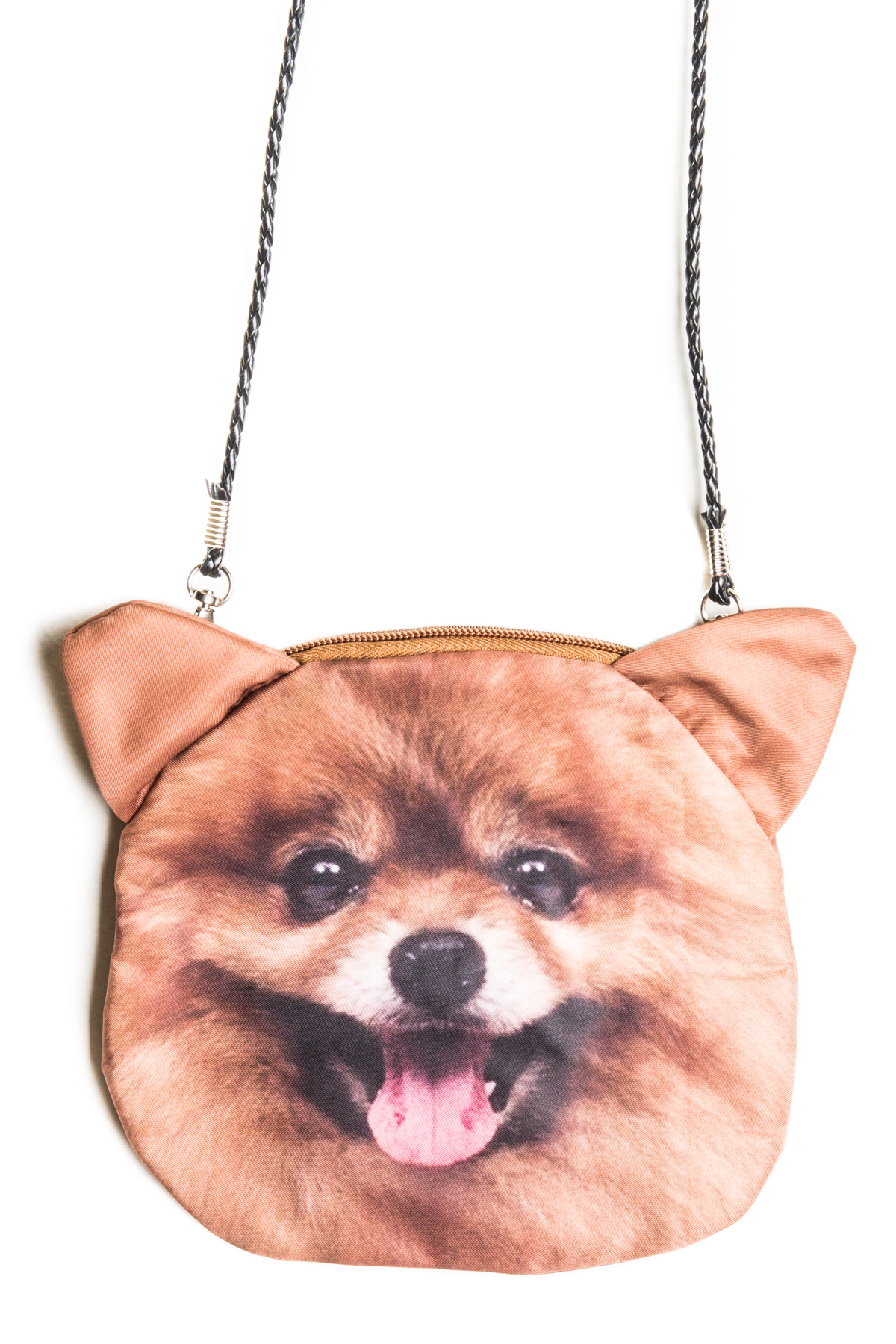 dog purse pomeranian