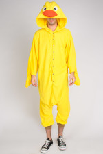 duck onesie pajamas