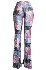 Floral Patch Bell Bottoms
