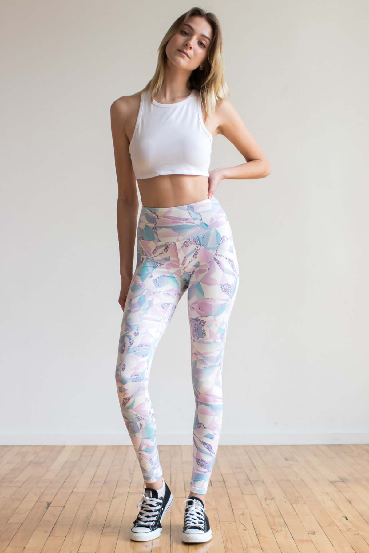 Pastel-Geometric-Print-Leggings-1