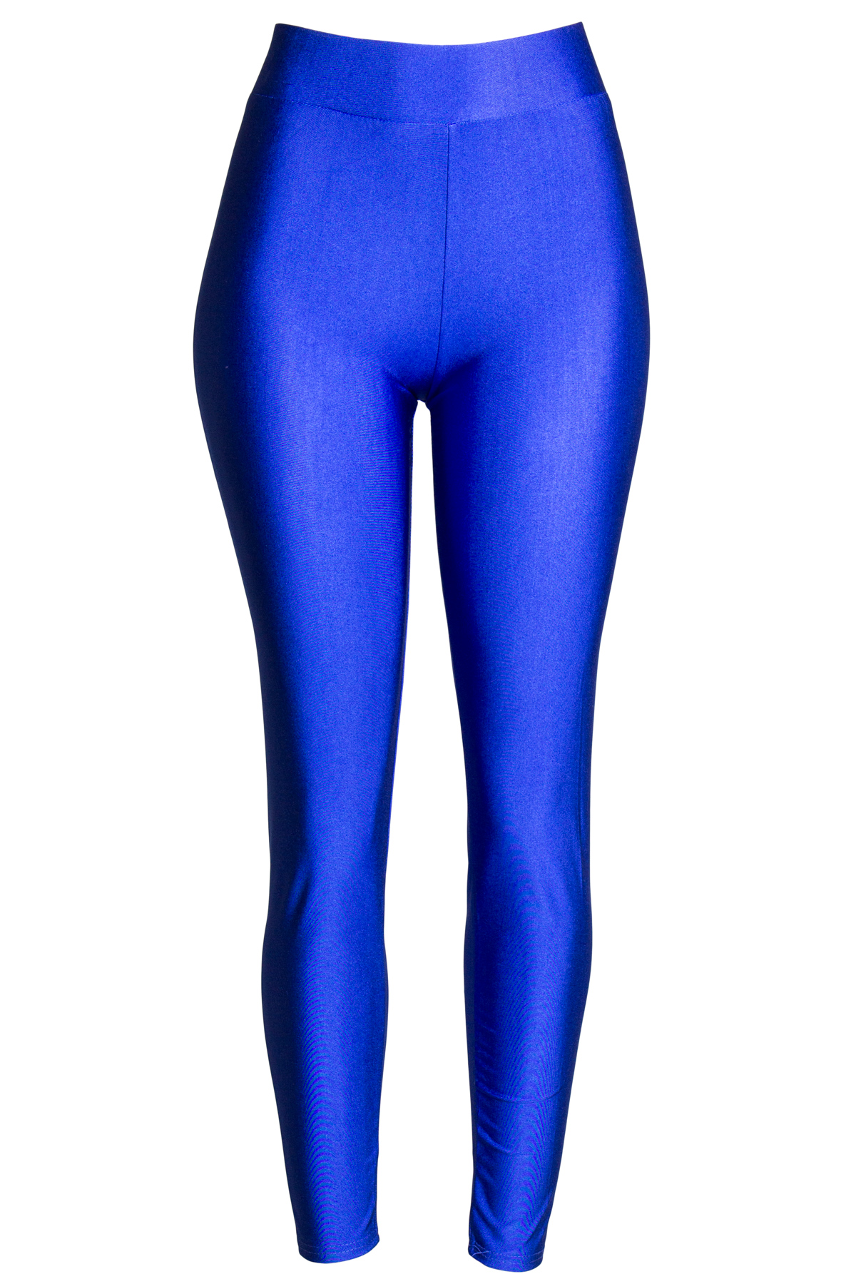 royal shiny leggings