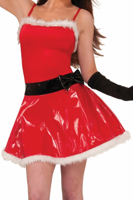 Mrs. Claus Santa Dress