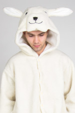 sheep onesie pajamas