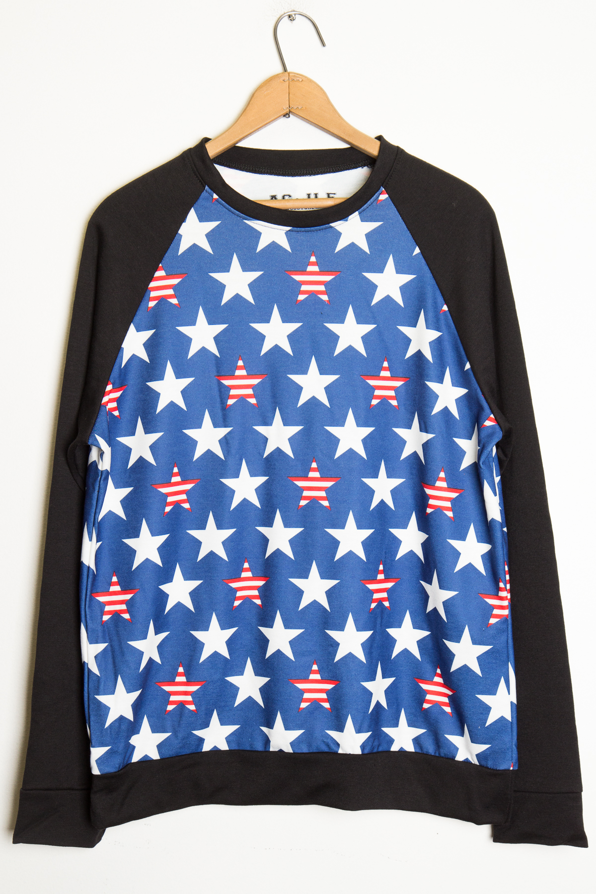 stars sublimation long sleeve tee