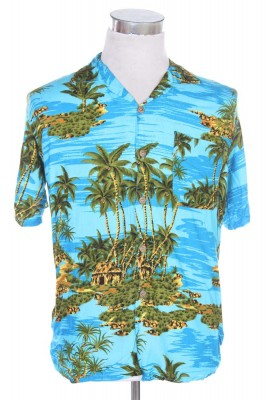 Vintage Hawaiian Shirt 1 1