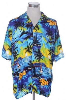 Vintage Hawaiian Shirt 22 1