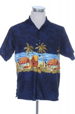 Vintage Hawaiian Shirt 27 1