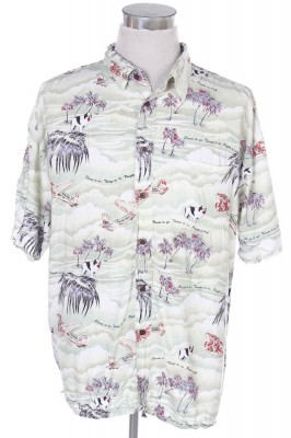 Vintage Hawaiian Shirt 35 1