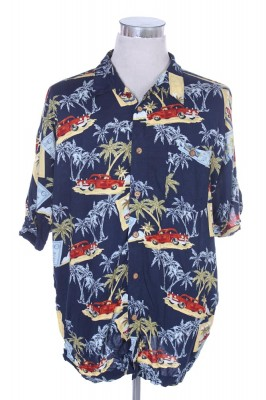 Vintage Hawaiian Shirt 38 1