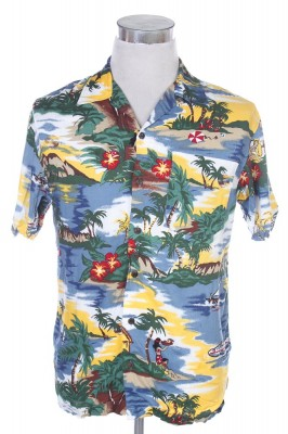 Vintage Hawaiian Shirt 40 1