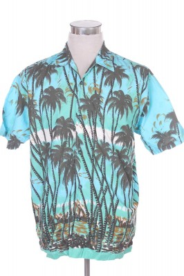 Vintage Hawaiian Shirt 46 1