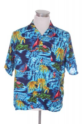 Vintage Hawaiian Shirt 61 1