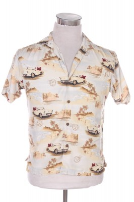 Vintage Hawaiian Shirt 67 1
