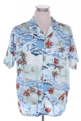 Vintage Hawaiian Shirt 72 1