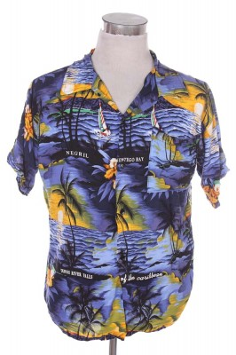 Vintage Hawaiian Shirt 74 1