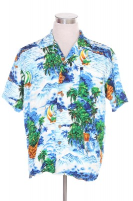Vintage Hawaiian Shirt 8 1