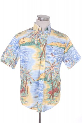 Vintage Hawaiian Shirt 92 1