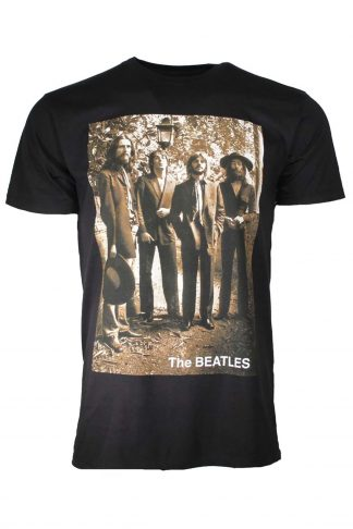Beatles Sepia 1969 T-Shirt