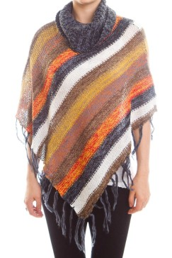 blue-striped-knit-poncho-1