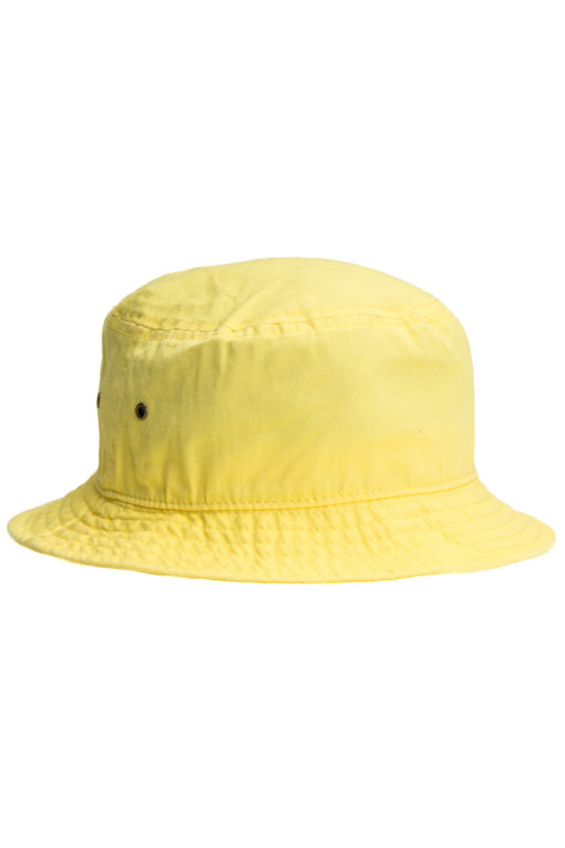 Yellow Bucket Hat - Ragstock 94078dabdc8