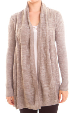 cable-knit-cardigan-sweater-heather-grey