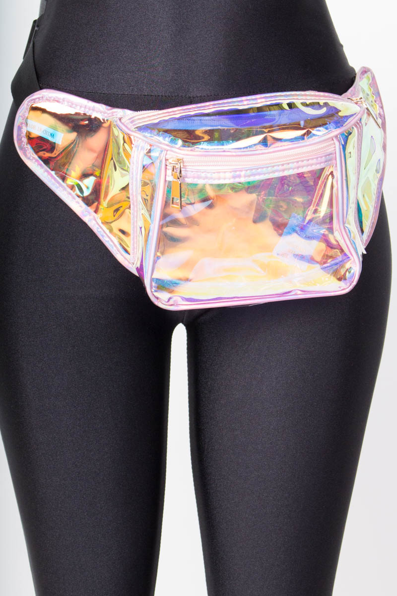 clear-plastic-holographic-fanny-pack